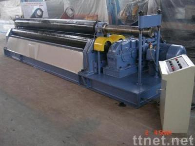 Three Rollers Plate Bend Machine