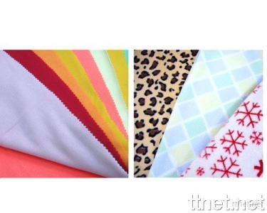 100% Polyester Polar Fleece Blanket