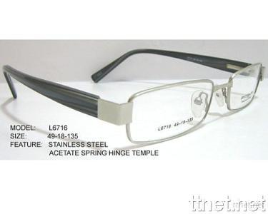 Fashionable Stainless Steel Optical Frame