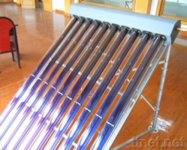 Metal-glass Evacuated Solar Collector