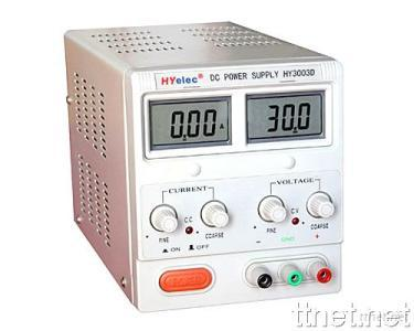 DC Power Supply (Linear Mode)