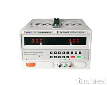 Digital Control DC Regulated Power Supply
