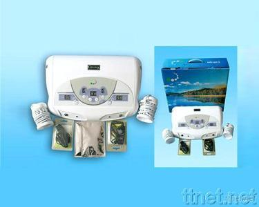 Ion Detox Ionic Aqua Foot Bath Spa with Doulb System Music Loading
