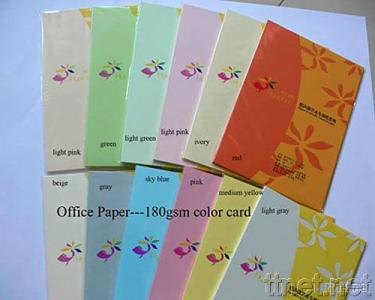 A4/A3 or Legal Size Color Card