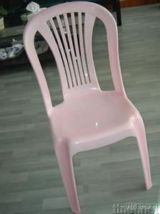 Plastic Chair and Table Mould