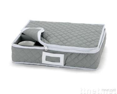 Deluxe Cup Chest With Divided Grills- Holds 12
