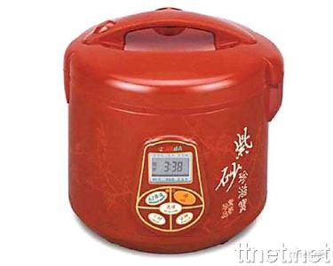 Multifunctional Baby Purple Clay Electric Cooker