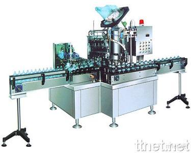 Automatic Bottle Washing, Filling and Capping Machine