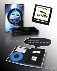 Super Card DS One for English Version