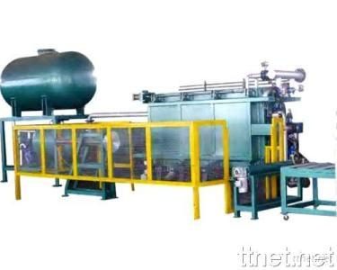 Vacuum Block Molding Machine