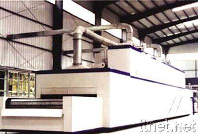 Egg Tray Drying Production Line