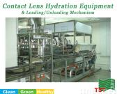 Contact Lens Hydration Equipment and Loading/Unloading Mechanism