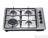 A Gas Stove Sample with 4 Burners