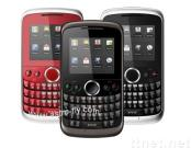 Four SIM Four Standby TV Phone with Qwerty F1600