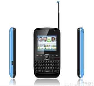 Cheap TV Phone with Three SIM card and Qwerty