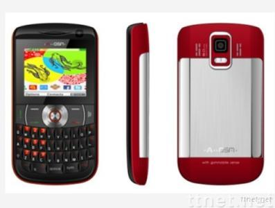 Cheap TV Phone with Three SIM card and Qwerty S9900N