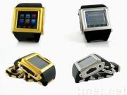 triband whole stell watch mobile phone W600