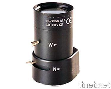 DC Drive Auto-iris Manual Varifocal Lens