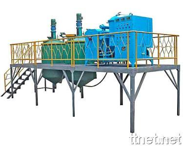 TSJ Series Lubrication Regenerate and Discoloring Oil Purifier