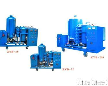 ZYB Series High Affection Vacuum Oil Purifier for Lubrication Oil