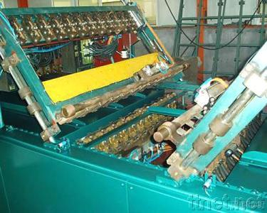 3D Wire Mesh Panel Machine