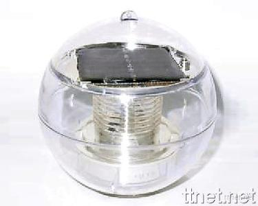 Solar Globe Garden Light with Changing Color