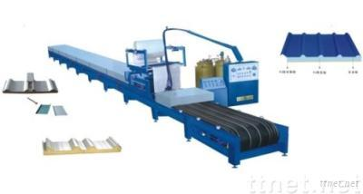 Tube. PU Sandwich Forming Machine Series