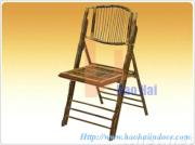 sell bamboo folding chair