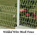 Welded Wire Mesh Fence(Guard Fence)