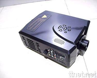 LCD Projector with Built-in TV Turner and Support HDMI