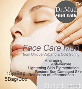 Anti-aging Face care Cosmetic Mud Better than Dead Sea Mud