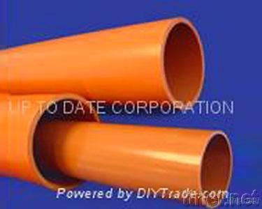 UPVC or CPVC Electrical Cable Pipe