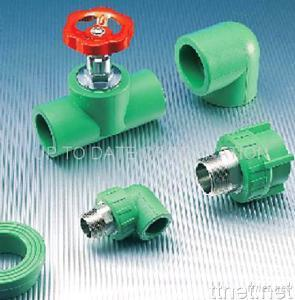 PPR Pipes Fittings, PPR Pipes, PERT Pipes