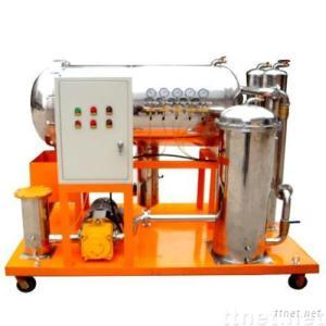 Coalescing Dehyfration Oil Filtration