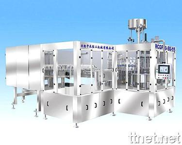 3000 ~ 36000 bph Beverage Rinser & Filler & Capper Monobloc Machine
