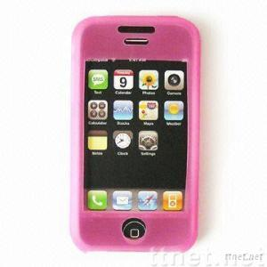 Silicon Case, Crystal Case for Apple iPhone 3GS