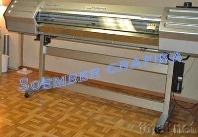 Roland Soljet Pro II Printer/Cutter