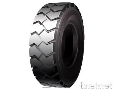 Industrial Forklift and Solid Tire
