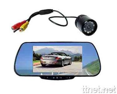 Rearview Mirror Camera System