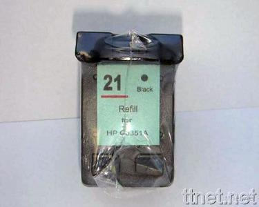 Remanufactured Ink Cartridge for HP21/HP22