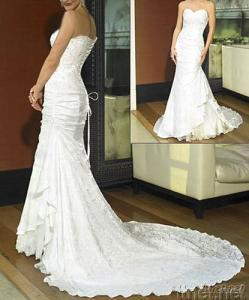 2008 Saucy Bridal Gown