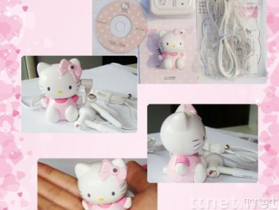 Attractive hello kitty MP3 Player