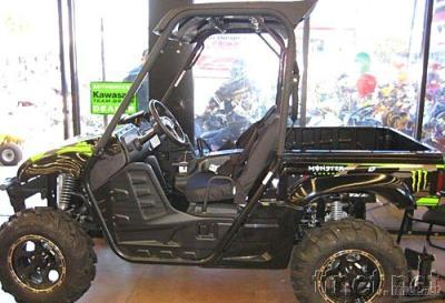 2008 Yamaha Rhino 700 Fi Senew Accessories