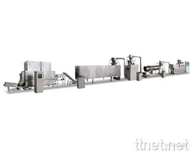 Cereal-corn Flakes Processing Line