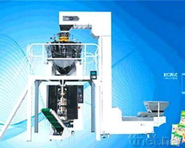 Full Automatic Packaging Machine Combined with Computer Weigher