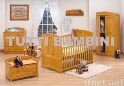 Barcelona Baby Nursery Furniture