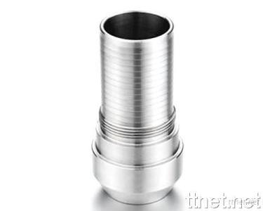 Stainless Steel Hose Fitting, Female and Male Bevel Seat