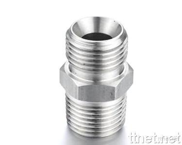 Female and Male Connector, Flexible Fitting