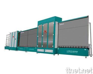 Automatic Flat Press Insulating Glass Production Line