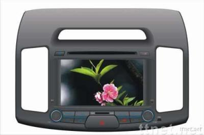 Speical Car DVD Player For Hyundai, Yuet Moving With Bluetooth, GPS